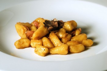 Recipe for potato gnocchi